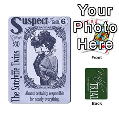 Witch Trial Deck 1 By Jim Chaney   Playing Cards 54 Designs   9u2sacftsgrg   Www Artscow Com Front - Heart10