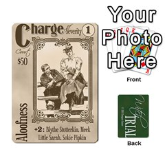 Jack Witch Trial Deck 1 By Jim Chaney   Playing Cards 54 Designs   9u2sacftsgrg   Www Artscow Com Front - HeartJ