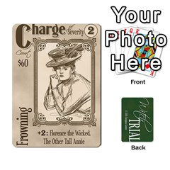 Witch Trial Deck 1 By Jim Chaney   Playing Cards 54 Designs   9u2sacftsgrg   Www Artscow Com Front - Diamond5
