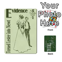 Witch Trial Deck 1 By Jim Chaney   Playing Cards 54 Designs   9u2sacftsgrg   Www Artscow Com Front - Club10
