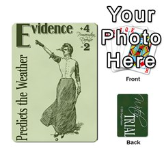 Jack Witch Trial Deck 1 By Jim Chaney   Playing Cards 54 Designs   9u2sacftsgrg   Www Artscow Com Front - ClubJ