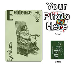 King Witch Trial Deck 1 By Jim Chaney   Playing Cards 54 Designs   9u2sacftsgrg   Www Artscow Com Front - ClubK