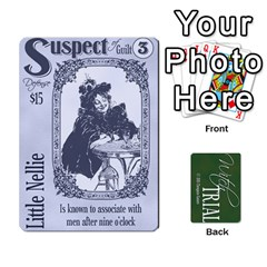 Witch Trial Deck 1 By Jim Chaney   Playing Cards 54 Designs   9u2sacftsgrg   Www Artscow Com Front - Spade9