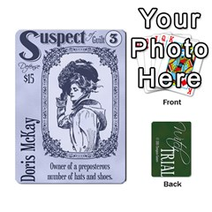 Witch Trial Deck 1 By Jim Chaney   Playing Cards 54 Designs   9u2sacftsgrg   Www Artscow Com Front - Spade10