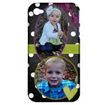 iphone2 - Apple iPhone 4/4S Hardshell Case (PC+Silicone)