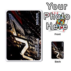 Engarde By Pixatintes   Multi Purpose Cards (rectangle)   Ixw3grfoh4bq   Www Artscow Com Back 54