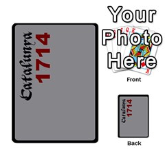 Engarde By Pixatintes   Multi Purpose Cards (rectangle)   Ixw3grfoh4bq   Www Artscow Com Back 6