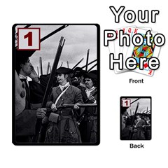 Engarde By Pixatintes   Multi Purpose Cards (rectangle)   Ixw3grfoh4bq   Www Artscow Com Front 7