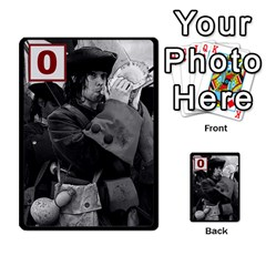Engarde By Pixatintes   Multi Purpose Cards (rectangle)   Ixw3grfoh4bq   Www Artscow Com Front 2