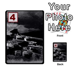 Engarde By Pixatintes   Multi Purpose Cards (rectangle)   Ixw3grfoh4bq   Www Artscow Com Front 18