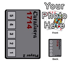 Engarde By Pixatintes   Multi Purpose Cards (rectangle)   Ixw3grfoh4bq   Www Artscow Com Front 33