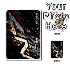 Engarde By Pixatintes   Multi Purpose Cards (rectangle)   Ixw3grfoh4bq   Www Artscow Com Back 48