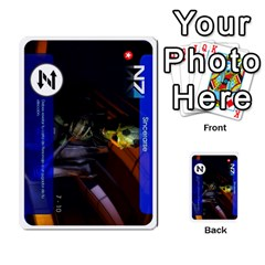 Engarde By Pixatintes   Multi Purpose Cards (rectangle)   Ixw3grfoh4bq   Www Artscow Com Front 49