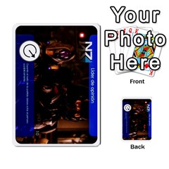 Engarde By Pixatintes   Multi Purpose Cards (rectangle)   Ixw3grfoh4bq   Www Artscow Com Front 50
