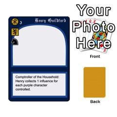 Bluff King Hal By Carol   Playing Cards 54 Designs   603536sh2dmj   Www Artscow Com Front - Diamond8
