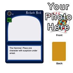 Bluff King Hal By Carol   Playing Cards 54 Designs   603536sh2dmj   Www Artscow Com Front - Club5