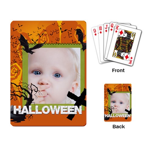Kids, Fun, Child, Play, Happy By Mac Book   Playing Cards Single Design   6jn2g66vgav7   Www Artscow Com Back