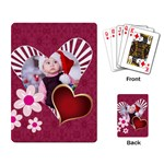 kids, fun, child, play, happy - Playing Cards Single Design
