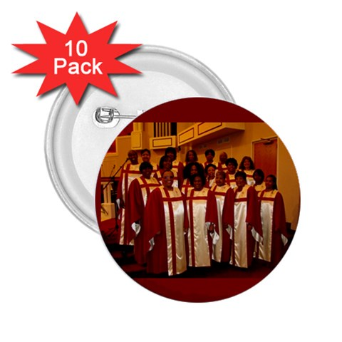 Chancel Choir Altos Button By Sydney   2 25  Button (10 Pack)   6coa94u666c4   Www Artscow Com Front