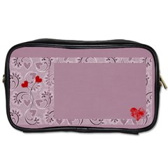 Toiletries Bag  ( Two Sides) By Deca   Toiletries Bag (two Sides)   Ovg999jxwdgi   Www Artscow Com Front