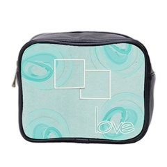 Mini Toiletries Bag (two Sides) By Deca   Mini Toiletries Bag (two Sides)   5q6t6yxawgcw   Www Artscow Com Front