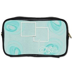 Toiletries Bag (two Sides) By Deca   Toiletries Bag (two Sides)   K3lmh9rz6h4b   Www Artscow Com Front