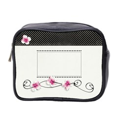 Mini  Toiletries Bag (two Sides) By Deca   Mini Toiletries Bag (two Sides)   Nppvwvp6os9a   Www Artscow Com Front