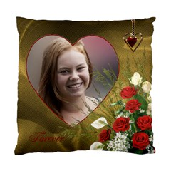 Love Cushion Case (2 Sided) By Deborah   Standard Cushion Case (two Sides)   A4yu7i5vnh7r   Www Artscow Com Front