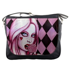 Lolita Messenger Bag  by ThreadsoftheDead