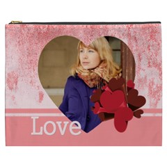 Love By Anita   Cosmetic Bag (xxxl)   2en5dlz1xaq6   Www Artscow Com Front