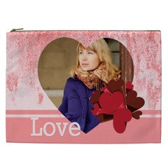 Love By Anita   Cosmetic Bag (xxl)   2q3058ne22oi   Www Artscow Com Front