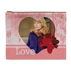 Love By Anita   Cosmetic Bag (xl)   Mh897e759lgh   Www Artscow Com Front