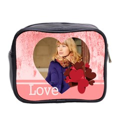 Love By Anita   Mini Toiletries Bag (two Sides)   Wbcl9fkm1gaf   Www Artscow Com Back