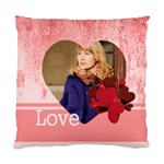 love - Cushion Case (One Side)
