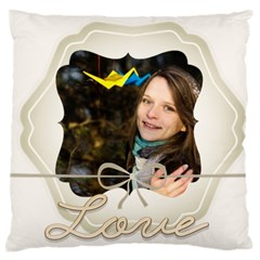 Love By Ki Ki   Large Cushion Case (two Sides)   4c8q07arc4lw   Www Artscow Com Back