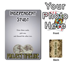 King Project Timeline 2 By Steve Cates   Playing Cards 54 Designs   Rvpjj7qu8pdc   Www Artscow Com Front - SpadeK
