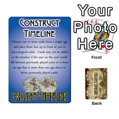 Project Timeline 2 By Steve Cates   Playing Cards 54 Designs   Rvpjj7qu8pdc   Www Artscow Com Front - Heart7