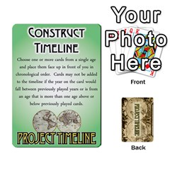 Project Timeline 2 By Steve Cates   Playing Cards 54 Designs   Rvpjj7qu8pdc   Www Artscow Com Front - Heart10