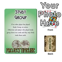 Project Timeline 2 By Steve Cates   Playing Cards 54 Designs   Rvpjj7qu8pdc   Www Artscow Com Front - Spade6