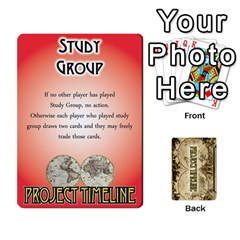 Project Timeline 2 By Steve Cates   Playing Cards 54 Designs   Rvpjj7qu8pdc   Www Artscow Com Front - Spade7