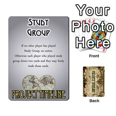 Project Timeline 2 By Steve Cates   Playing Cards 54 Designs   Rvpjj7qu8pdc   Www Artscow Com Front - Spade8