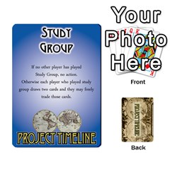 Project Timeline 2 By Steve Cates   Playing Cards 54 Designs   Rvpjj7qu8pdc   Www Artscow Com Front - Spade9