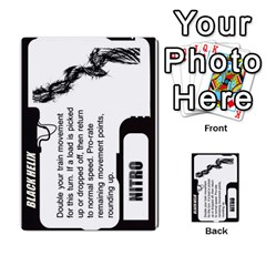 Ddas Travel Cards By Jeffwhite   Multi Purpose Cards (rectangle)   Ult2swvj3qy0   Www Artscow Com Front 51