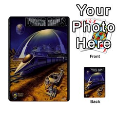 Ddas Travel Cards By Jeffwhite   Multi Purpose Cards (rectangle)   Ult2swvj3qy0   Www Artscow Com Back 51