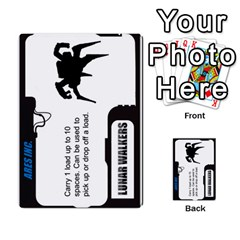 Ddas Travel Cards By Jeffwhite   Multi Purpose Cards (rectangle)   Ult2swvj3qy0   Www Artscow Com Front 53