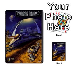 Ddas Travel Cards By Jeffwhite   Multi Purpose Cards (rectangle)   Ult2swvj3qy0   Www Artscow Com Back 54