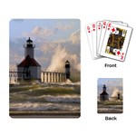 lighthouse - Playing Cards Single Design