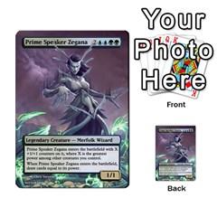 Gtc By Ben Hout   Multi Purpose Cards (rectangle)   Expj5temv3z4   Www Artscow Com Front 7
