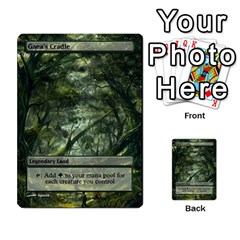 Gtc By Ben Hout   Multi Purpose Cards (rectangle)   Expj5temv3z4   Www Artscow Com Front 39