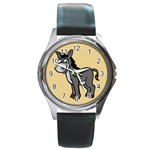 Rascal Round Metal Watch